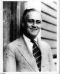 Franklin Delano Roosevelt at Warm Springs, Ga., 1928