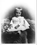 Franklin Delano Roosevelt, Feb. 1883, age 1 year