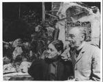 James and Sara Roosevelt, parents of Franklin Delano Roosevelt,