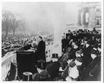 Inaugeration of Franklin Delano Roosevelt , Jan. 20, 1937