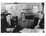 Franklin Delano Roosevelt with the Navy Wage Board, W. Lippman & William Blackman, 1917
