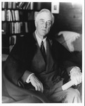 Purported to be last photo of Franklin Delano Roosevelt, April 11, 1945