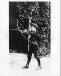 Franklin Delano Roosevelt at age ten, Bad Nanheim, Germany, 1892