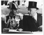 Franklin Delano Roosevelt and King George VI of England, June 8, 1939