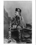 Franklin Delano Roosevelt, age five, january 1887