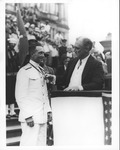 Franklin Delano Roosevelt awarding medal to Admiral Richard E. Byrd, Nov. 19, 1930