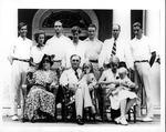 Roosevelt family photo, Sept. 15, 1931