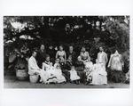 Roosevelt & Delano family photo, July 13, 1890