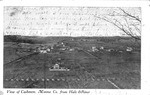 View of Cashmere, Monroe County WVa, 1908