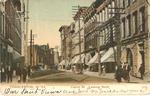 Capitol Street, looking North, Charleston, W.Va.,1908
