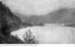New Richmond falls on the C&O RR, near Hinton, W.Va., 1909