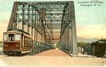 Guyandotte River Bridge, Huntington, W.Va.