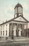 Jefferson County Courthouse, Charles Town, W.Va.,ca. 1910