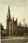 1st M. E.Church, Parkersburg, W.Va., ca. 1910
