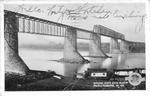 Railroad bridge over Ohio River, Parkersburg, W.Va., ca. 1910
