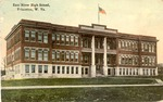 East River High School, Princeton,W.Va., ca 1910