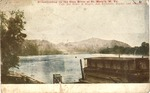Steamboating on the Ohio River at St. Mary's, W.Va., 1910