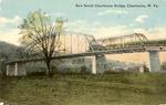 K&M Railroad on South Charleston Bridge, Charleston, W.Va