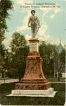 Stonewall Jackson monument Charleston, W.Va.,1912