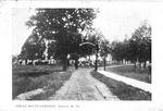 Indian Mound Cemetery, Romney,W.Va., 1914,
