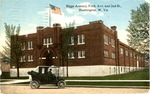 Biggs Armory, 5th Ave & 2nd St., Huntington, W.Va., 1917