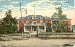 Miner's Hospital, 1st Ward, Fairmont,W.Va., 1918