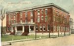 Randolph Hotel, Elkins, W.Va., 1918