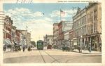 3rd Avenue, looking east, Huntington, W.Va.,1919