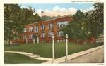 Williamson High School, Williamson, W.Va., ca. 1920