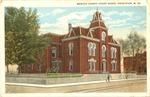 Mercer County Court House, Princeton,W.Va., 1927