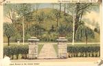 The Prehistoric Mound, Moundsville, W.Va., 1939