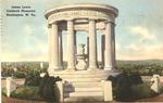 James Lewis Caldwell Memorial, Huntington, W.Va., 1940,