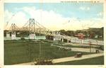 The Silver Bridge, Point Pleasant,W.Va.