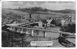 Hazel Atlas plant and bridge, Grafton, W.Va.,1941