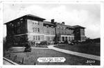 Girls Hall, Concord College, Athens, W.Va.