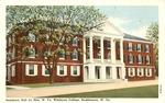 Men's residence hall, West Virginia Wesleyan College, Buckhannon, WVa
