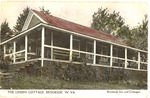 Linden Cottage, Brookside Inn, Brookside, WVa,