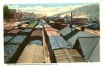 N&W Railroad yards, Bluefield, WVa,