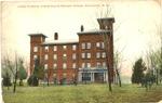 Ladies Dormitory, West Virginia Wesleyan College, Buckhannon, WVa