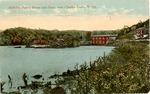 Millville Dam, near Charles Town, W.Va.,ca. 1910