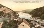 Junction of Potomac & Shenandoah Rivers, Harpers Ferry, W.Va.