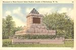 Gen. Adam Stephen monument, founder of Martinsburg, Martinsburg, W.Va.