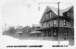N. side Main Street, looking West, Rowlesburg, W.Va.