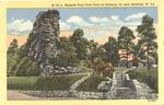 Pinnacle Rock State Park, near Bluefield, W.Va.