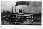 Steamboat Greyhound, of the Bay Line, ca. 1910,