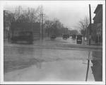 1913 flood, 3rd Ave & 16th Street , Huntington by Joseph Barta