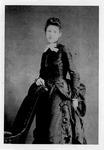 Emma Swann (Mrs. Mont Baumgardner), daughter of Ben F. and Louise (Hatfield) Swann (daughter of Geo. Hatfield)