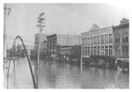 1913 flood, 3rd Ave & 9th Street , Huntington