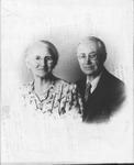 Fred B. Lambert and wife Nancy, 1946