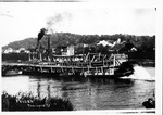 Steam towboat Oakland, ca. 1900